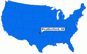 City of weatherford ok