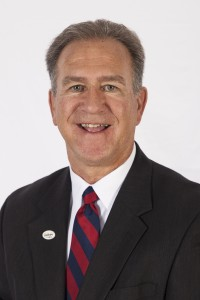 head shot of Mayor Mike Brown
