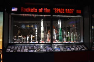Rockets of the Space Race