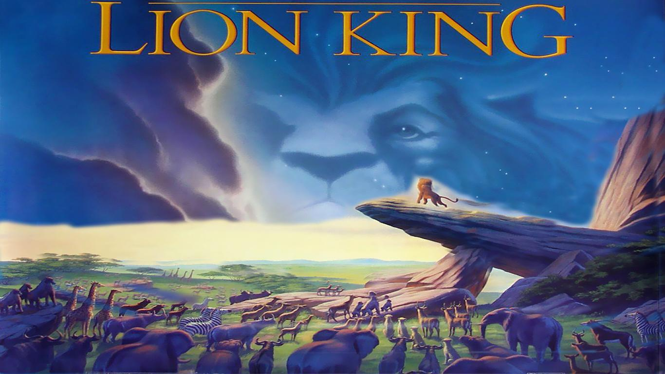 the lion king 3d movie poster
